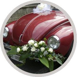 I fiori per il tuo matrimonio a Torino Auto